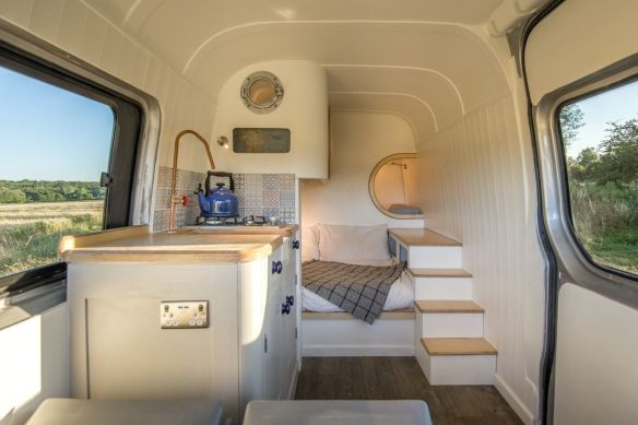 Camper Van Interior Ideas 76