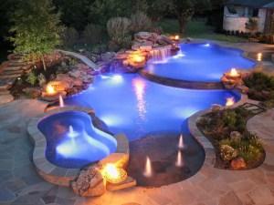 Beautiful Backyards With Pools 105