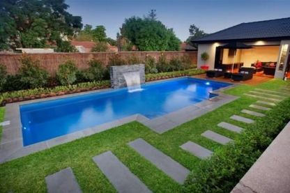 Beautiful Backyards With Pools 109