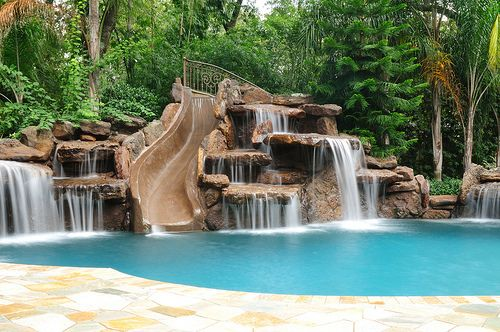 Beautiful Backyards With Pools 136