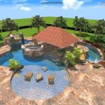 Beautiful Backyards With Pools 138