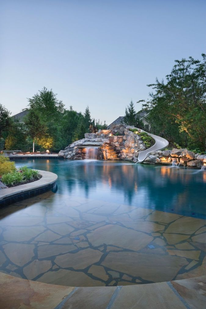 Beautiful Backyards With Pools 139