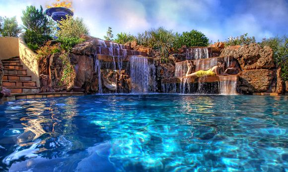 Beautiful Backyards With Pools 148
