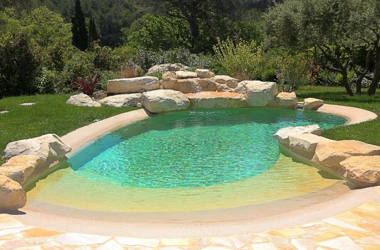Beautiful Backyards With Pools 157
