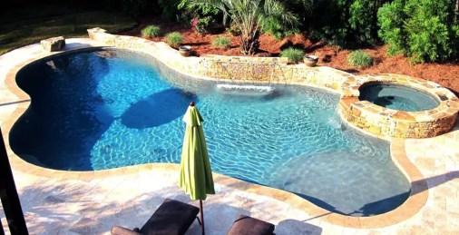 Beautiful Backyards With Pools 22