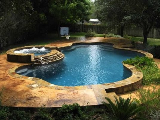 Beautiful Backyards With Pools 23
