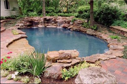 Beautiful Backyards With Pools 27