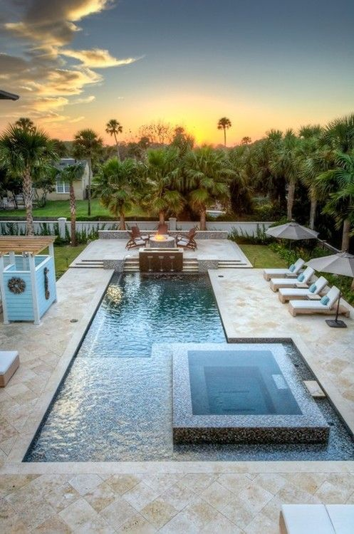 Beautiful Backyards With Pools 31