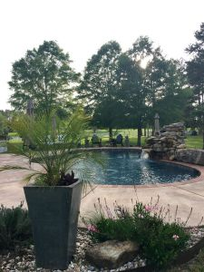 Beautiful Backyards With Pools 40
