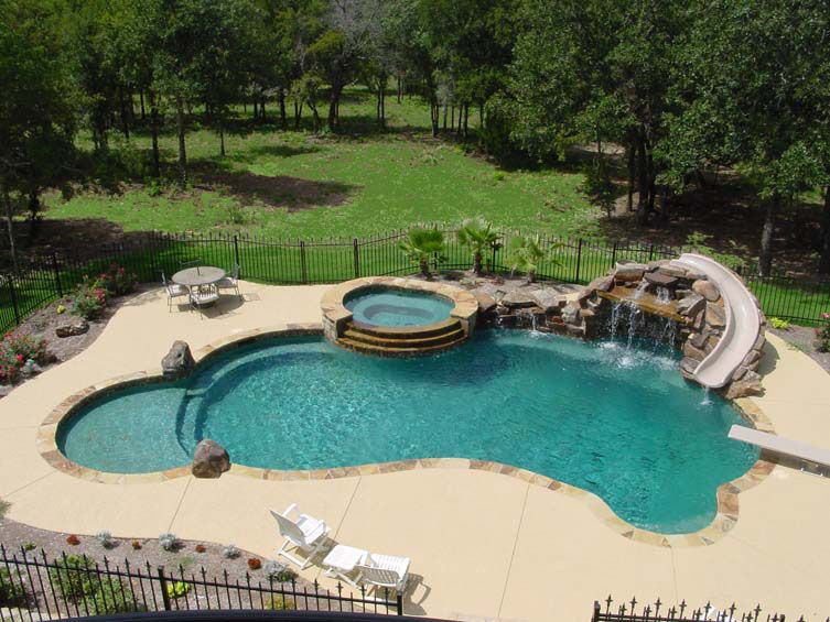 Beautiful Backyards With Pools 46