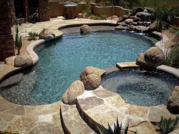 Beautiful Backyards With Pools 68