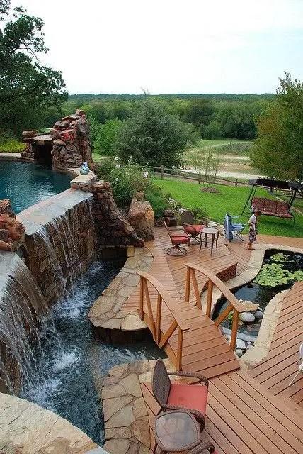 Beautiful Backyards With Pools 81