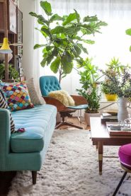 Bright Living Room Decor Ideas 103