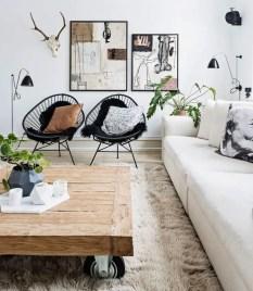 Bright Living Room Decor Ideas 16