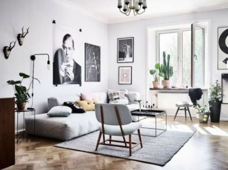 Bright Living Room Decor Ideas 28