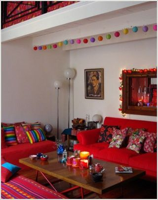 Bright Living Room Decor Ideas 36