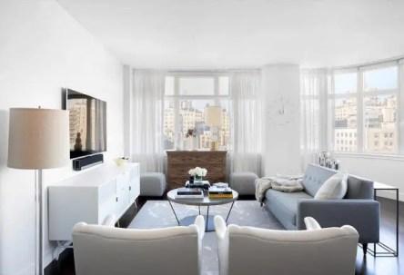Bright Living Room Decor Ideas 5