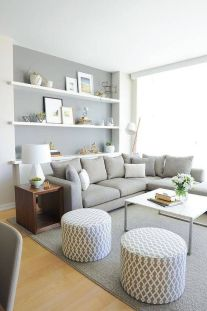 Bright Living Room Decor Ideas 52