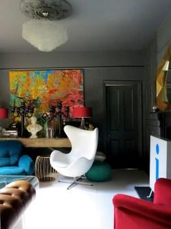 Bright Living Room Decor Ideas 62
