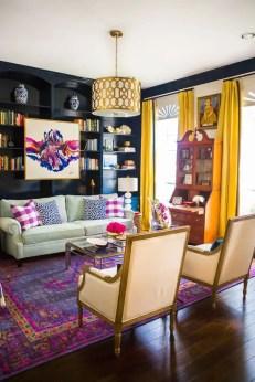 Bright Living Room Decor Ideas 90