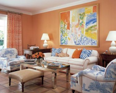 Bright Living Room Decor Ideas 94