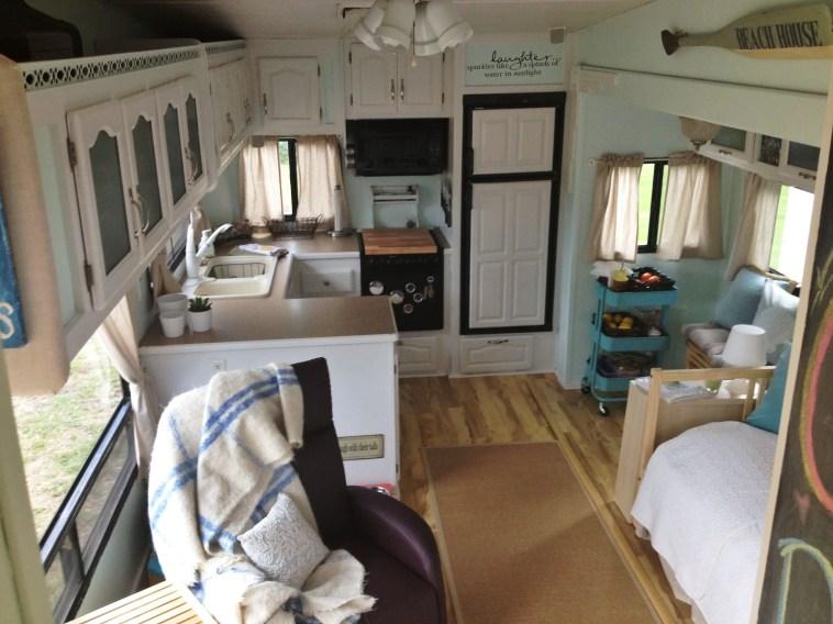 Camper Renovation 100