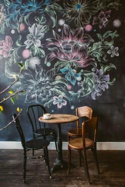 Chalk Wall Bedroom Ideas 133
