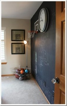 Chalk Wall Bedroom Ideas 141