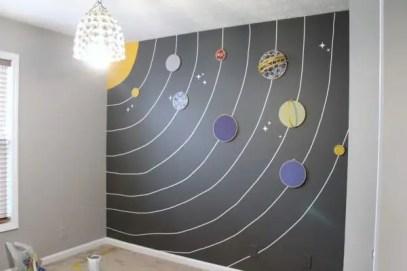 Chalk Wall Bedroom Ideas 146
