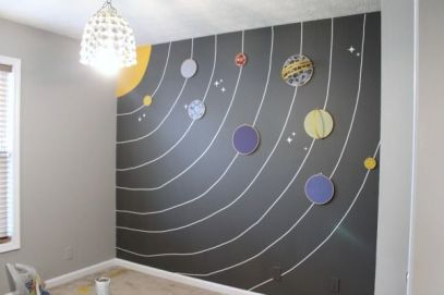 Chalk Wall Bedroom Ideas 146
