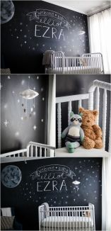 Chalk Wall Bedroom Ideas 154