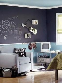 Chalk Wall Bedroom Ideas 18