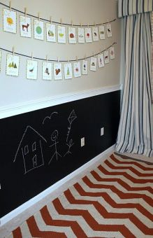 Chalk Wall Bedroom Ideas 19