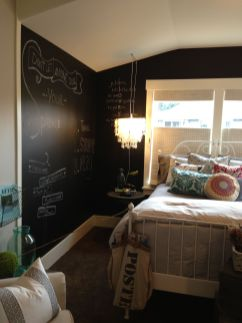 Chalk Wall Bedroom Ideas 66