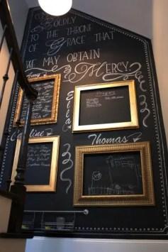 Chalk Wall Bedroom Ideas 71