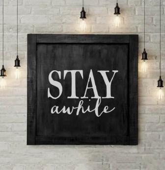 Chalk Wall Bedroom Ideas 85