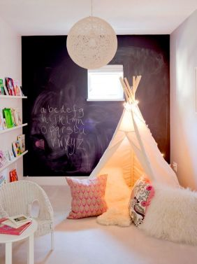 Chalk Wall Bedroom Ideas 88