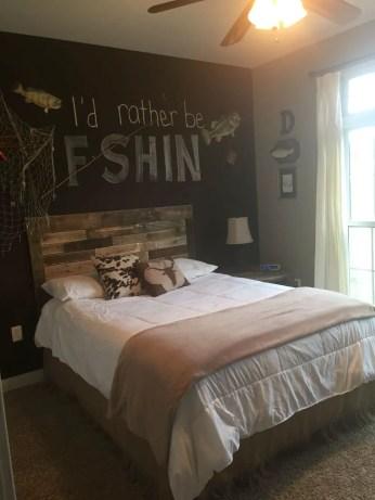 Chalk Wall Bedroom Ideas 9