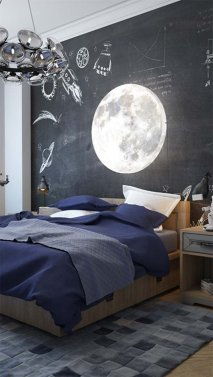 Chalk Wall Bedroom Ideas 90