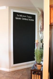 Chalk Wall Bedroom Ideas 92