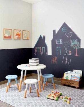Chalk Wall Bedroom Ideas 97