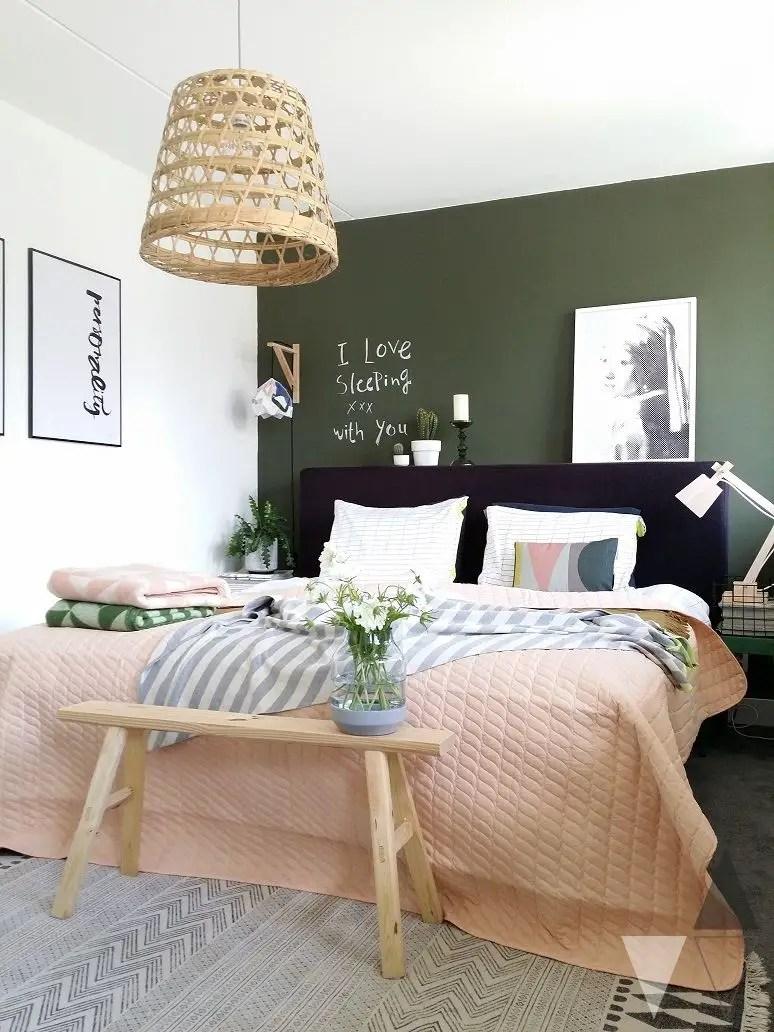 Chalk Wall Bedroom Ideas 98