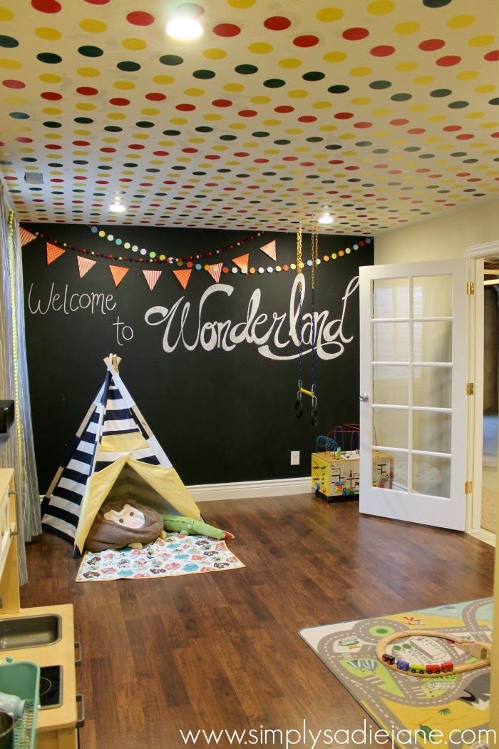 Diy Playroom Ideas 110