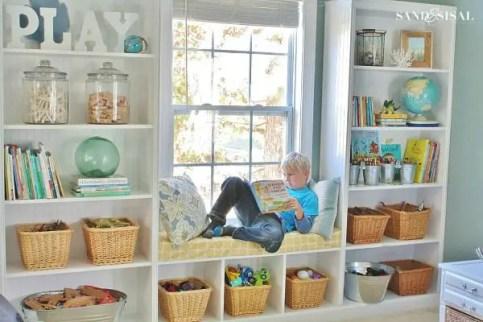 Diy Playroom Ideas 122
