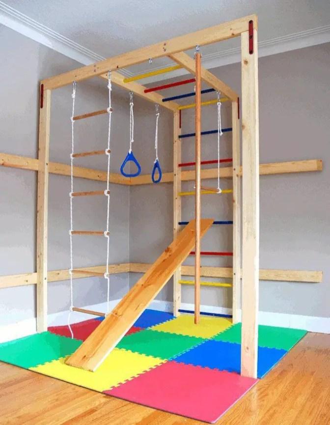 Diy Playroom Ideas 39