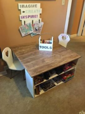 Diy Playroom Ideas 65