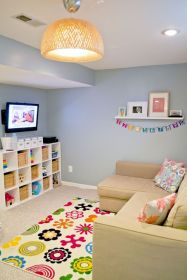Diy Playroom Ideas 89
