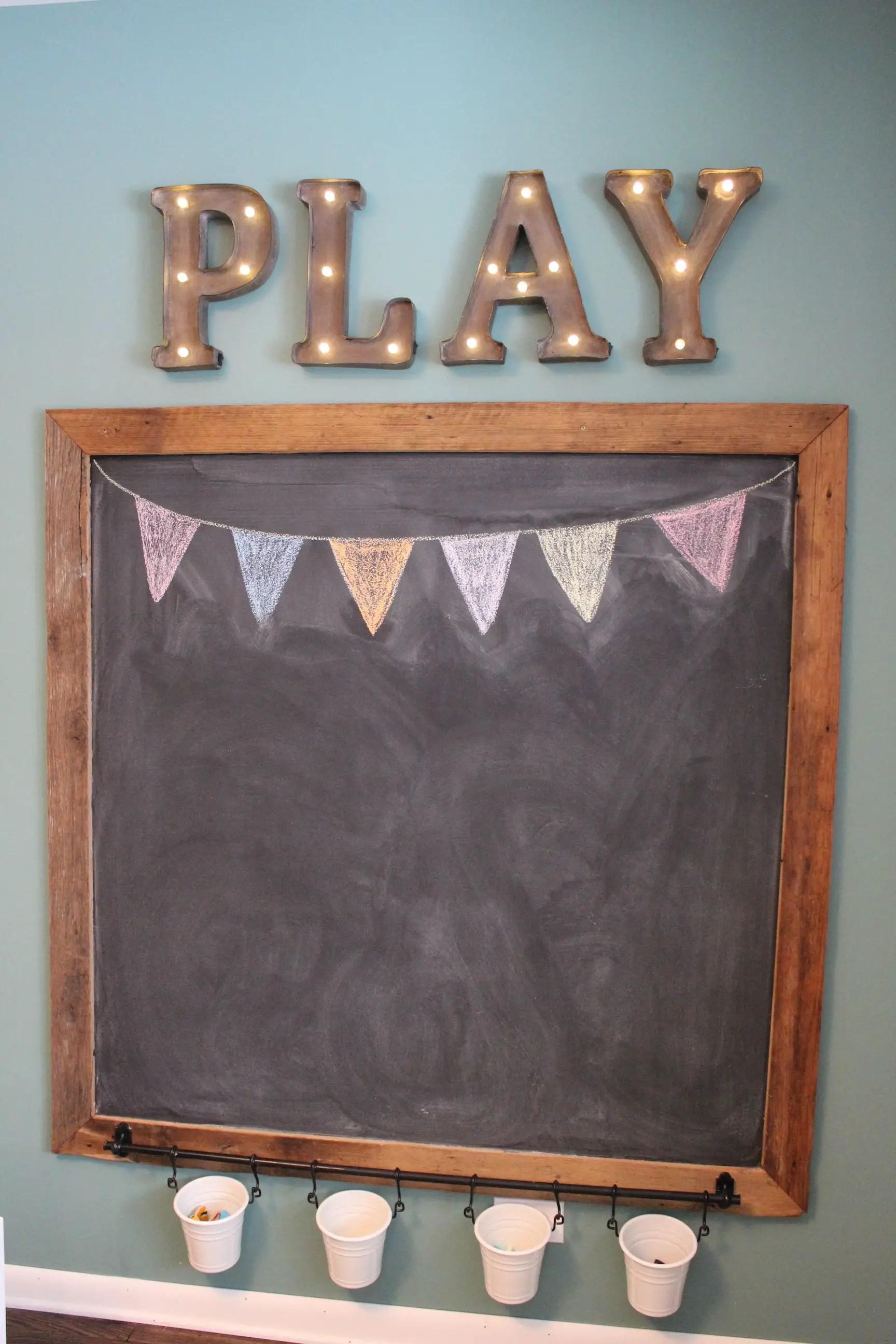 Diy Playroom Ideas 9