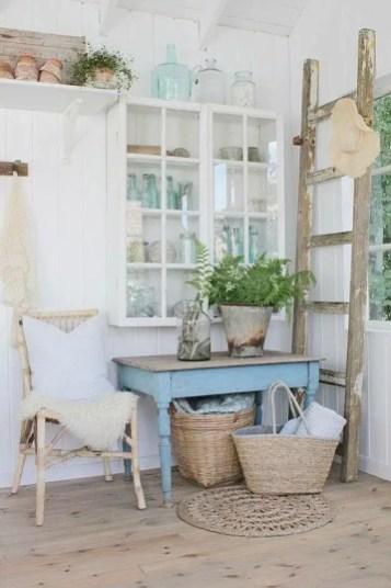 European Farmhouse Kitchen Decor Ideas 105