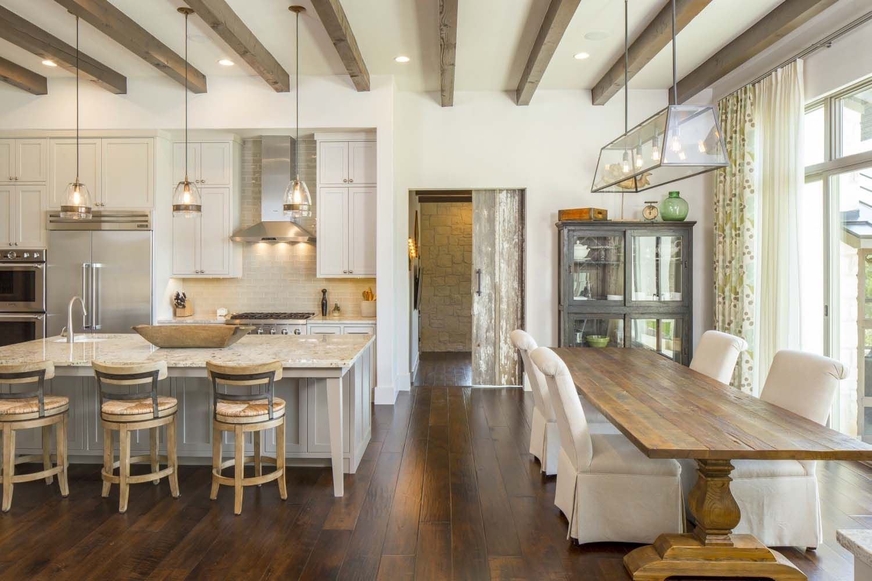 European Farmhouse Kitchen Decor Ideas 106